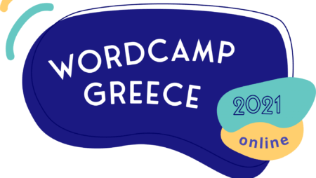 WordCampGreece 2021 (Online)